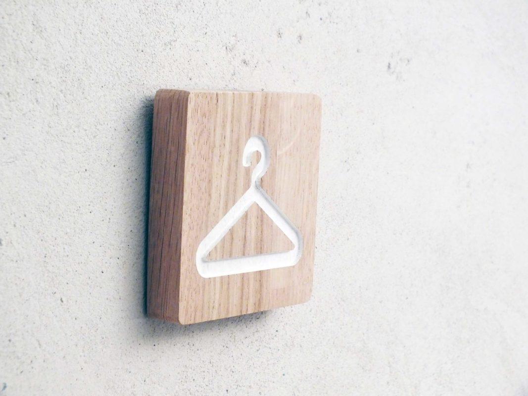 panneau en bois pour dressing vestiaire ou cabine d 39 essayage. Black Bedroom Furniture Sets. Home Design Ideas