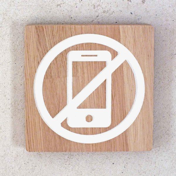 Smartphone interdit